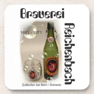 Cervecería Reichenbach Zollikofen posavasos de cor