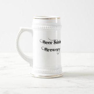 Cervecería Stein del snob de la cerveza Tazas De Café