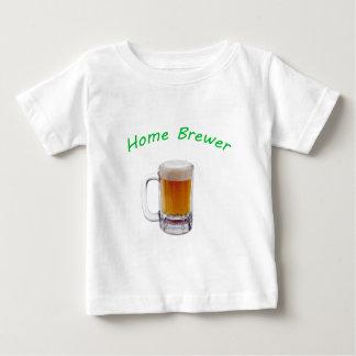 Cervecero casero camisas