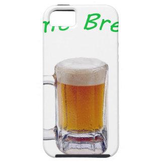 Cervecero casero iPhone 5 carcasas