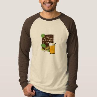 Cervecero casero playera