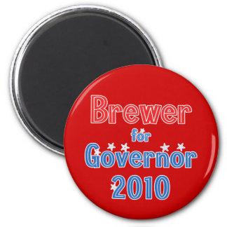 Cervecero de enero para el diseño de la estrella d imán de frigorífico