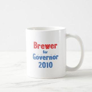 Cervecero de enero para el diseño de la estrella d tazas de café