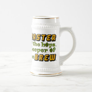 Cervecero de la cerveza del brew casero tazas de café