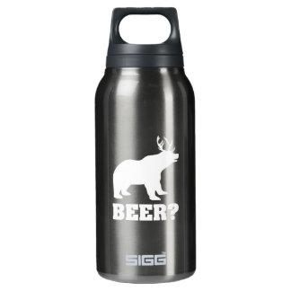 ¿Cerveza?