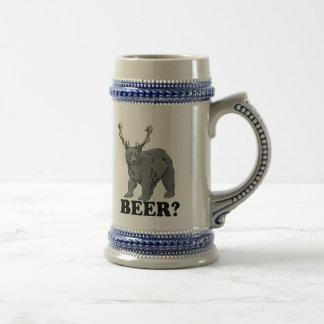 ¿Cerveza? $22,95 Stein Tazas De Café