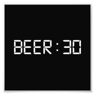 Cerveza 30 fotografía