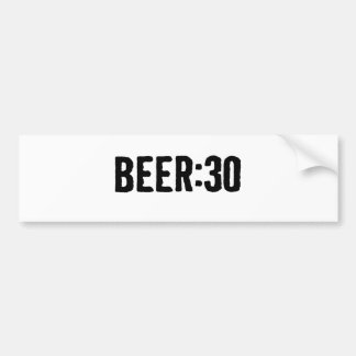 Cerveza: 30 pegatina para auto