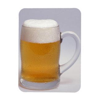 Cerveza 3 imán de vinilo