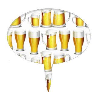 Cerveza Figuras De Tarta