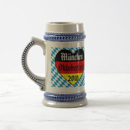 Cerveza alemana - algo tenga gusto de ella frío -  tazas