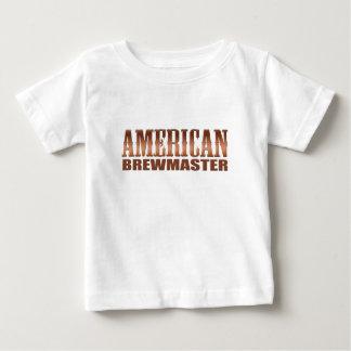 cerveza americana del cervecero del hogar del playeras