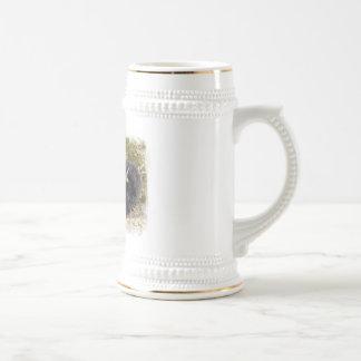 Cerveza americana Stein del búfalo Taza De Café