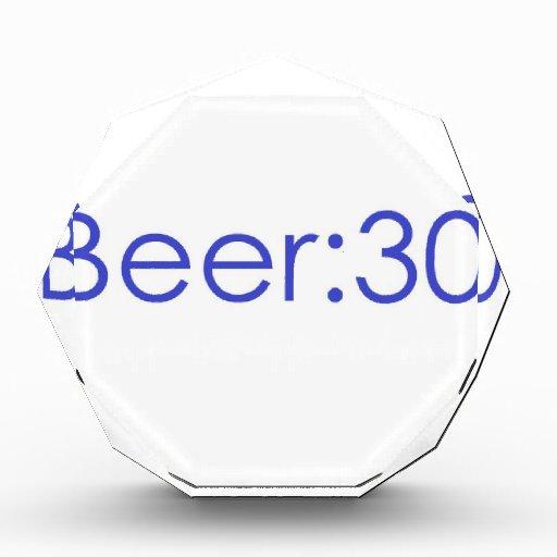 Cerveza: Azul 30