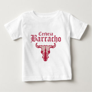 Cerveza Barracho Baby T-Shirt