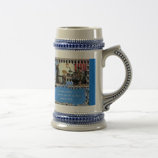 Cerveza bávara Stein del arte del Haiku del Brew Taza