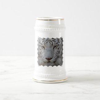 Cerveza blanca dulce Stein del tigre Tazas De Café
