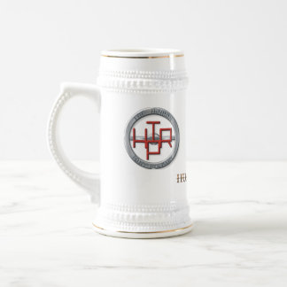 Cerveza blanca Stein de THPR Taza De Café