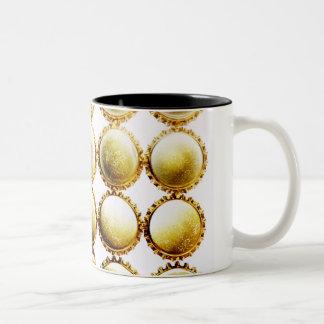 Cerveza Bottlecap Bling Tazas De Café