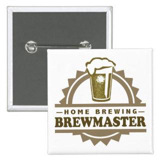 Cerveza Brewmaster del Brew casero Pin