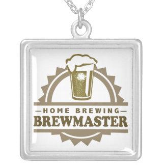 Cerveza Brewmaster del Brew casero Colgante