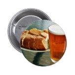 Cerveza con Caces Pin