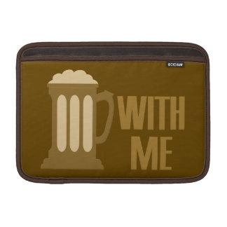 Cerveza conmigo caja de MacBook Funda Para Macbook Air
