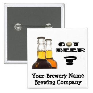 ¿Cerveza conseguida? Pins
