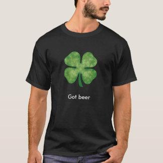 ¿Cerveza conseguida? Playera