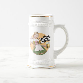¿Cerveza conseguida Taza