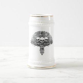 Cerveza de ayer Stein de los santos Jarra De Cerveza