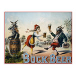Cerveza de Bock Postal