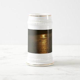 Cerveza de encargo Stein para el día de padre Jarra De Cerveza