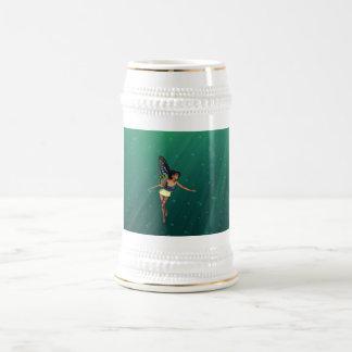 Cerveza de hadas Stein de Twinkletoes Jarra De Cerveza