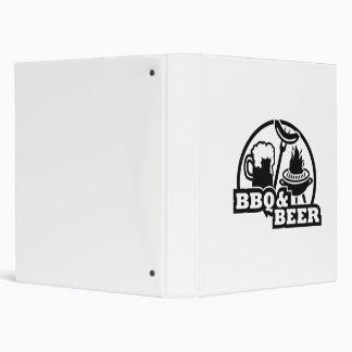 Cerveza de la barbacoa del Bbq
