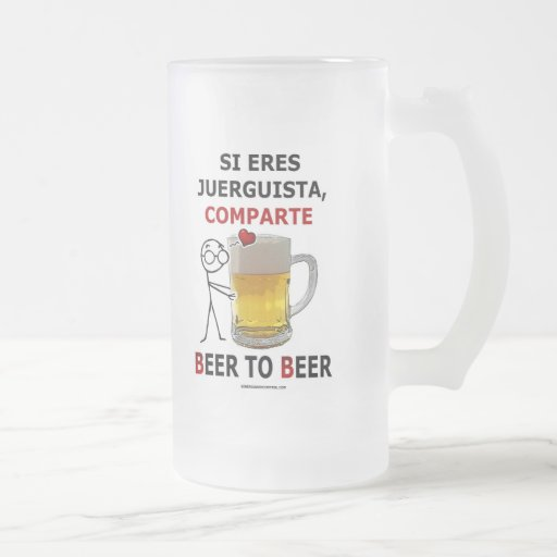 Cerveza de la cerveza 2 taza de café