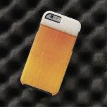 cerveza de la diversión funda de iPhone 6 tough