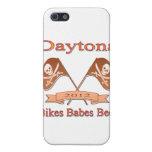Cerveza de los bebés de las bicis de Daytona 2012 iPhone 5 Protectores