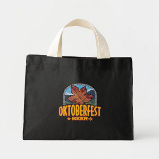Cerveza de Oktoberfest Bolsa Lienzo