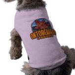 Cerveza de Oktoberfest Camisa De Mascota