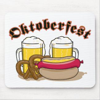 Cerveza de Oktoberfest Alfombrilla De Raton