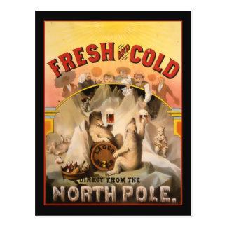 Cerveza de Polo Norte Postal