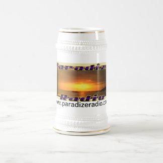 Cerveza de radio Stein/taza alemana de Paradize de