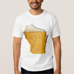 Cerveza de Wisconsin Playeras
