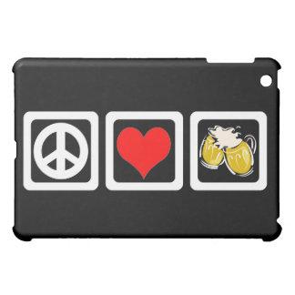 cerveza del amor de la paz