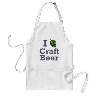 Cerveza del arte I [del salto] Delantales