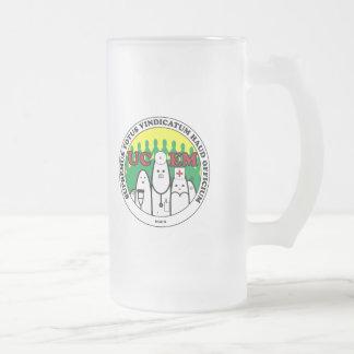 Cerveza del latín de UCEM Taza