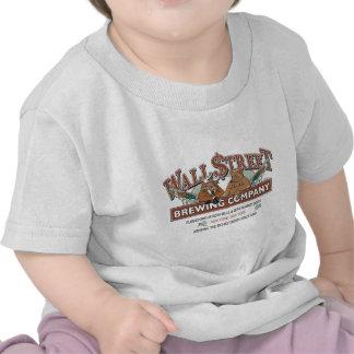 Cerveza del mercado alcista - Wall Street que Camiseta