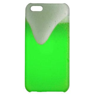 Cerveza del verde del día de St Patrick