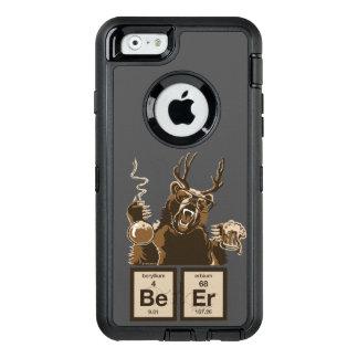 Cerveza descubierta oso de la química funda otterbox para iPhone 6/6s